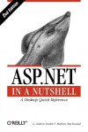 ASP.NET in a Nutshell - G. Andrew Duthie, Matthew MacDonald