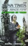 A Stitch in Time (Star Trek: Deep Space Nine, #27) - Andrew J. Robinson