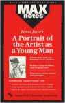James Joyce's A Portrait of the Artist as a Young Man (MAXNotes Literature Guides) - James Joyce, Matthew Mitchell