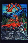 4 x 4 - Brian Keene, Geoff Cooper, Michael T. Huyck, Michael Oliveri, GAK, Ray Garton