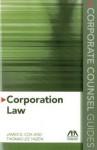 Corporation Law - James D. Cox