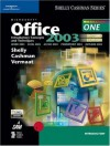 Microsoft Office 2003: Introductory Concepts and Techniques, Second Edition (Shelly Cashman) - Gary B. Shelly, Thomas J. Cashman, Misty E. Vermaat