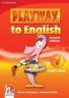Playway to English, Level 1: Pupil's Book - Günter Gerngross, Herbert Puchta
