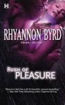 Rush of Pleasure - Rhyannon Byrd