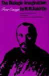 The Dialogic Imagination: Four Essays (University of Texas Press Slavic Series) - Mikhail M. Bakhtin, Michael Holquist, Vadim Liapunov, Kenneth Brostrom