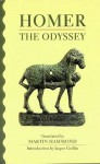 The Odyssey - Homer, Martin Hammond, Jasper Griffin