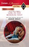 Girl in the Bedouin Tent - Annie West