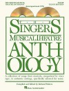 The Singer's Musical Theatre Anthology - Teen's Edition - Richard Walters, Hal Leonard Publishing Corporation