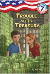 Trouble at the Treasury - Ron Roy, Timothy Bush