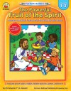 The Powerful Fruit of the Spirit, Grades 1 - 3: Puzzles and Mini-Lessons for Growing Up Like Jesus - Christopher P.N. Maselli