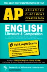 AP English Literature & Composition (REA) - The Best Test Prep for the AP Exam - Pauline Beard, James S. Malek, Robert Liftig, J. Maloney, Joanne K. Miller, P. Trenouth, M. Williams
