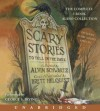 Scary Stories Audio CD Collection - Alvin Schwartz, George Irving