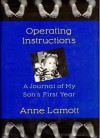 Operating Instructions - Anne Lamott