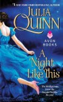 A Night Like This (Smythe-Smith Quartet #2) - Julia Quinn