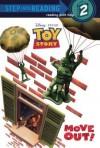 Toy Story: Move Out! (Turtleback School & Library Binding Edition) - Apple Jordan, Allan Batson