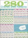 280 Crochet Shell Patterns (Leisure Arts #3903) - Darla Sims