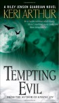 Tempting Evil (Audio) - Keri Arthur, Angela Dawe