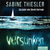 Versunken - Sabine Thiesler, David Nathan
