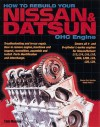 How to Rebuild Your Nissan & Datsun OHC Engine - Tom Monroe