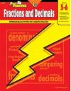 Fractions and Decimals Grades 5-6: Math Power Practice - Vicky Shiotsu, Carla Hamaguchi, Corbin Hillam