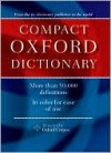 Compact Oxford Dictionary - Erin McKean