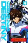 Gundam Seed Destiny 4 (Gundam (Del Rey) (Graphic Novels)) - Masatsugu Iwase, Hajime Yatate, Yoshiyuki Tomino