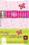 Girls Life Application Study Bible NLT (Kid's Life Application Bible) - Livingstone, Tyndale