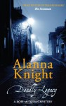 Deadly Legacy - Alanna Knight