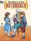 The Story of the Nutcracker Coloring Book - Thea Kliros, E.T.A. Hoffmann