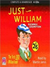 Just William (MP3 Book) - Richmal Crompton, Martin Jarvis