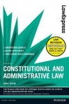 Law Express: Constitutional and Administrative Law (Revision Guide) - Chris Taylor