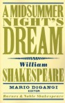 A Midsummers Night's Dream (Barnes & Noble Shakespeare) - David Scott Kastan, Mario DiGangi, William Shakespeare