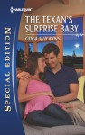 The Texan's Surprise Baby - Gina Wilkins