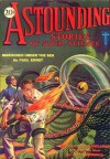 Astounding Stories of Super-Science Volume 3 No.3 - Paul Ernst, Ray Climmings