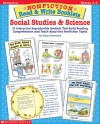 Nonfiction Read & Write Booklets - Alyse Sweeney