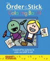 The Order of the Stick Coloring Book! - Rich Burlew