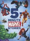 5-Minute Marvel Stories - Marvel Comics Group
