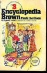 Encyclopedia Brown Finds the Clues - Donald J. Sobol