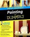 Do-It-Yourself Painting for Dummies - Katharine Kaye McMillan, Patricia Hart McMillan
