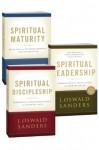 Spiritual Leadership/Spiritual Discipleship/Spiritual Maturity Set - J. Oswald Sanders