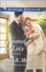 Groomed for Love - Helen R. Myers