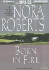 Born in Fire - Fiacre Douglas, Nora Roberts