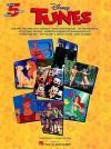 Disney Tunes: Five-Finger Piano - Hal Leonard Publishing Company