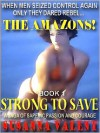Strong to Save [The Amazons #1] - Susanna Valent