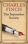 The September Society - Charles Finch