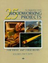 25 Woodworking Projects (Woodenboat Series) - Peter H. Spectre