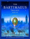 The Amulet of Samarkand (Bartimaeus Series #1) - Jonathan Stroud, Simon Jones