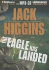 The Eagle Has Landed - Jack Higgins, Michael Page