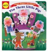Alex Toys Finger Puppet Storybooks: The Three Little Pigs - Suzanne Harper, Jill McDonald