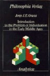 Introduction to the Problem of Individuation in the Early Middle Ages - Jorge J.E. Gracia